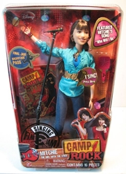 Camp Rock 11 inch Singing Mitchie - Girl with the Voice Jakks/Play Along Toys, Camp Rock, Dolls, 2008, teen, tv show