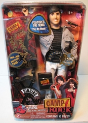 Camp Rock 11 inch Singing Shane - Rock`n Roll Superstar Jakks/Play Along Toys, Camp Rock, Dolls, 2008, teen, tv show