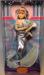 Only Hearts Club 9 inch Princess Lilly Rose Mermaid OHC Group, Only Hearts Club, Action Figures, 2005, girls