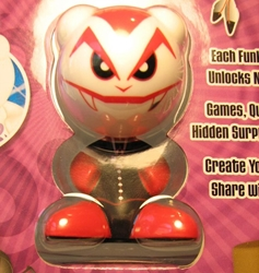 Funkeys 2.5 inch fig - Dream State: Vlurp (vamp)(red)