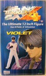 Tekken 4 Violet 12 inch doll by Epoch