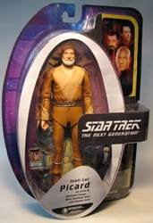 Diamond Select Star Trek All Good Things JL Picard Diamond Select, Star Trek, Action Figures, 2006, scifi, tv show, movie