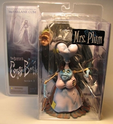 Corpse Bride - Mrs Plum McFarlane, Corpse Bride, Action Figures, 2006, animated, movie