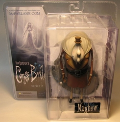 Corpse Bride - Mayhew McFarlane, Corpse Bride, Action Figures, 2006, animated, movie