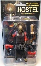 Hostel Torturer Figure with Machete by Medicom Medicom, Hostel, Action Figures, 2006, horror, halloween, movie