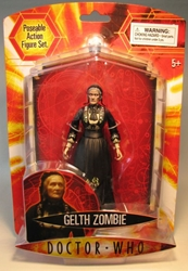 Doctor Who Figure - Gelth Zombie Character, Doctor Who, Action Figures, 2006, scifi, tv show