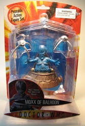 Doctor Who Figure - Moxx of Bhalhoon Character, Doctor Who, Action Figures, 2006, scifi, tv show