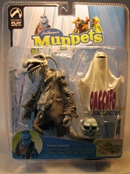 Muppets Uncle Deadly (glow-in-dark) 6 inch Palisades, Muppets, Action Figures, 2005, kidfare, tv show