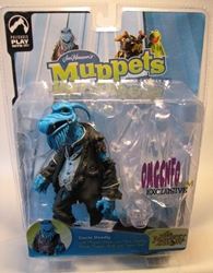 Muppets Uncle Deadly (Steppin Out) 6 inch Palisades, Muppets, Action Figures, 2005, kidfare, tv show
