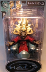 Halo 2 Prophet of Truth (red) 8 inch figure by Joyride Joyride, Halo, Action Figures, 2006, scifi, video game