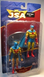 JSA The Golden Age of Atom figure 2-pack