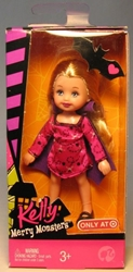 Barbie Kelly Merry Monsters 4.5 inch Vampire Kelly