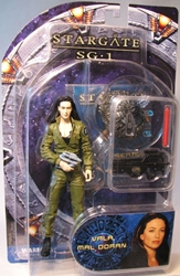 Stargate SG-1 Vala Mal Doran Diamond Select, Stargate, Action Figures, 2007, scifi, tv show, movie