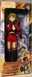 Armitage Dual Matrix - Sexy Naomi doll 9.5 inches Toynami, Armitage, Anime Figures, 2002, scifi, japan