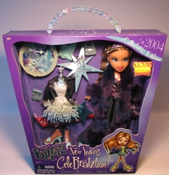 Bratz Limited Edition New Year Celebration! 2004 MGA, Bratz, Dolls, 2004, fashion, toy