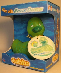 Rubba Ducks - Aqua Duck