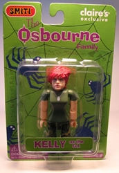 SMITI Osbournes Halloween - 3 inch GI Kelly (red hair)