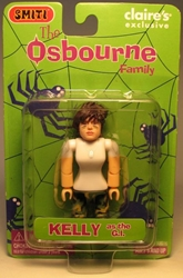 SMITI Osbournes Halloween - 3 inch GI Kelly (brwn hair) SEG, Osbournes, Action Figures, 2002, celebrity, rock
