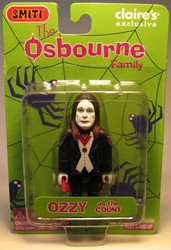 SMITI Osbournes Halloween - 3 inch Ozzy as the Count