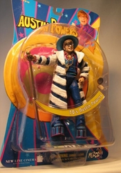 Mezco Austin Powers - Austin Powers in Fur Coat 7 inch