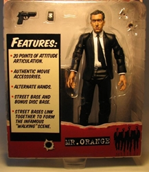 Mezco Reservoir Dogs - Mr Orange (Tim Roth) 7.25 inch