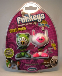 Funkeys Dream State Chat 2-Pack - Sprout + Gabby