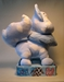 Neopets Plush - Series 2 Cloud Wocky (blue cat) 11 inch  - 897-3331CCCTCC