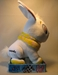 Neopets Plush - Series 2 Yellow Cybunny (white) 11 inch  - 900-3334CCCTCT