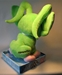 Neopets Plush - Series 2 Green Acara - 9.5 inch - 898-3332CCCTCC