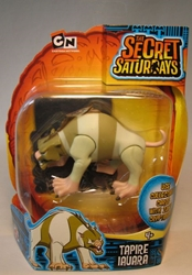 Secret Saturdays - Cryptid Tapire-Iauara (hyena) Mattel, Secret Saturdays, Action Figures, 2009, adventure, fantasy, tv show