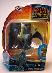 Secret Saturdays - Cryptid Zon (pelican) Mattel, Secret Saturdays, Action Figures, 2009, adventure, fantasy, tv show