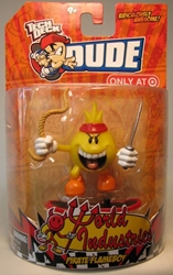 Tech Deck Dude - World Ind - Pirate Flameboy Spin Master, Tech Deck, Action Figures, 2009, sports, pro league