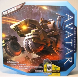 Avatar RDA Gringer Vehicle  Mattel, Avatar, Action Figures, 2009, scifi, movie
