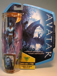 Avatar 4 inch TsuTey w iTag  Mattel, Avatar, Action Figures, 2009, scifi, movie