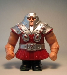 Masters of the Universe - Ram Man 5.5 in 1982 loose Mattel, Masters of the Universe, Action Figures, 1982, fantasy, cartoon