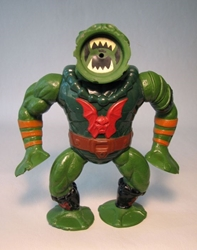Masters of the Universe - Leech 1984 Mattel, Masters of the Universe, Action Figures, 1983, fantasy, cartoon