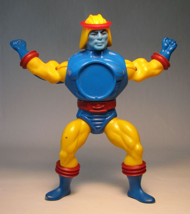 Masters of the Universe - Sy-Klone 5.5 inch 1984 loose Mattel, Masters of the Universe, Action Figures, 1981, fantasy, cartoon