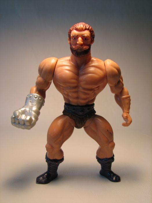 Masters of the Universe - Fisto 5.7 inch 1983 loose Mattel, Masters of the Universe, Action Figures, 1983, fantasy, cartoon