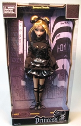 Bleeding Edge Princess Ai: 12 in Brwd Threads (silver)