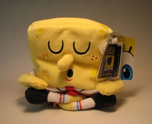 Sponge Bob Square Pants small plush - YogaBob