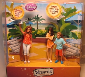 Wizards of Waverly Favorite Scenes - Family Photo Mattel, Wizards of Waverly Place, Action Figures, 2009, family, tv show