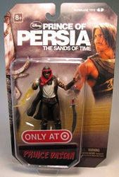 McFarlane Prince of Persia 4 inch Prince Dastan Target McFarlane, Prince of Persia, Action Figures, 2010, fantasy, adventure, movie
