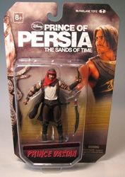 McFarlane Prince of Persia 4 inch Prince Dastan McFarlane, Prince of Persia, Action Figures, 2010, fantasy, adventure, movie