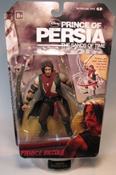 McFarlane Prince of Persia 6 inch  Prince Dastan McFarlane, Prince of Persia, Action Figures, 2010, fantasy, adventure, movie