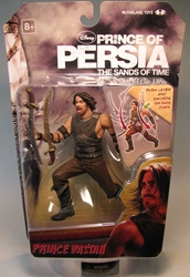 McFarlane Prince of Persia 6 inch Prince Dastan warrior McFarlane, Prince of Persia, Action Figures, 2010, fantasy, adventure, movie