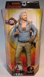 A-Team 13 inch figure - Liam Neeson as Hannibal - talks Jazwares, A-Team, Action Figures, 2010, action, adventure, movie