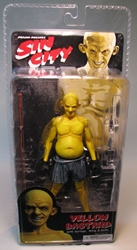 NECA Sin City Ser 1 Yellow Bastard (smile) (Nick Stahl) NECA, Sin City, Action Figures, 2005, crime, comic book