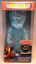 Funko Wacky Wobbler Iron Man 2  LE Holographic Mark VI  Funko, Iron Man, Bobble-Heads, 2010, scifi, movie