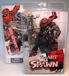 McFarlane Spawn 27 Art of Spawn - Spawn Issue 131