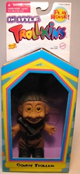 Trollkins 5 inch Combat Trollkin 1998 The Original San Francisco Toymakers, Trollkins, Action Figures, 1998, fantasy, animated